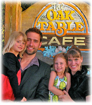 Oak Table Cafe Kingston Location